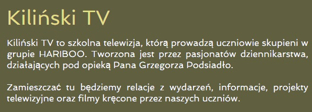 kiliński tv logo.jpeg