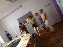 """Galeria Mobilność w ramach projektu """"Aktywni w życiu, kreatywni w pracy"""" ."""