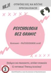 Galeria Psychologia bez granic